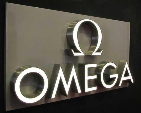 Объемные световые буквы из нержавейки металла нерж стали мегаманго цена заказать мега - металл