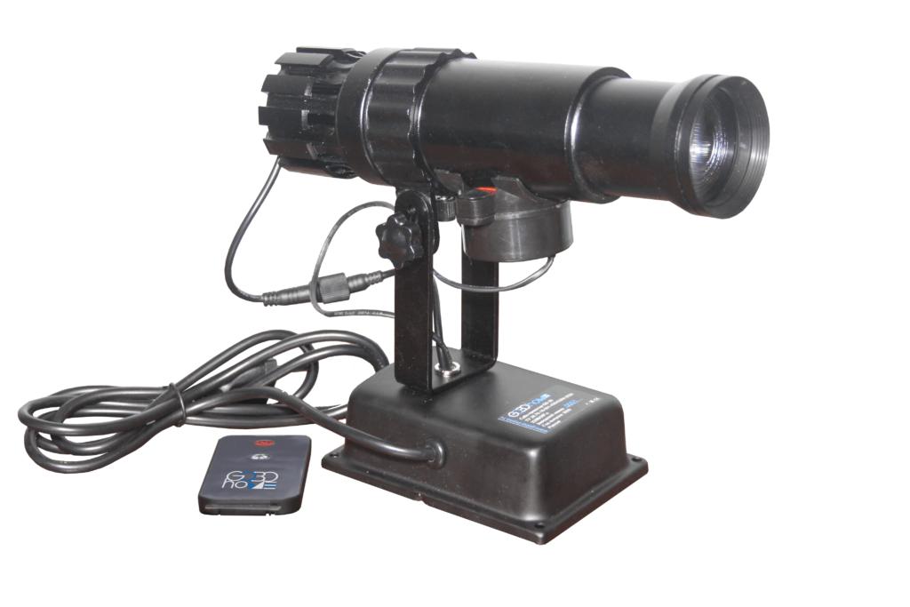 Гобо проектор MM-GS-25 купить 25 ватт мегаманго